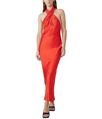 Bardot Claudia Bias Cut Dress