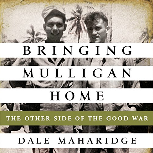Bringing Mulligan Home audiobook cover art