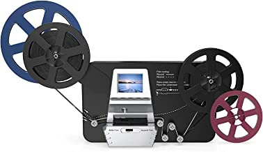 "$359 » Sponsored Ad - 8mm & Super 8 Reels to Digital MovieMaker Film Sanner Converter, Pro Film Digitizer Machine with 2.4"" LCD, ..."