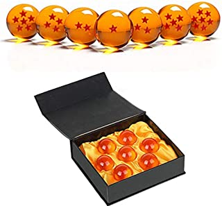 اسباب بازی های کشور جمع آوری توپ های شیشه ای بلور شیشه ای متوسط (ستاره های شیشه ای بلورین جمع شده) (قطر 27،35،43،57،76MM) (D-7.6-4)