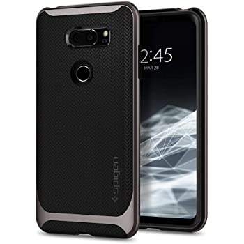 Spigen Funda LG V30, [Neo Hybrid] Protección Interna Flexible y ...