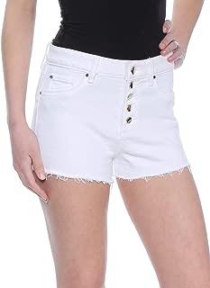 Guess Women's 1981 High-Rise Denim Shorts