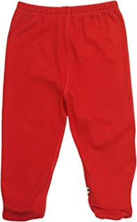Babysoy Baby Modern ABCs Footie Pants
