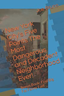 New York City's Five Points: The Most Dangerous and Decadent Neighborhood Ever!: Bonus Book: Find Big Fat Fanny Fast
