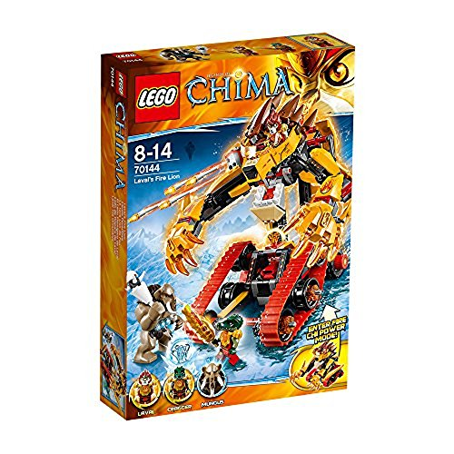 LEGO Legends of Chima 70144: Lavals Fire Lion