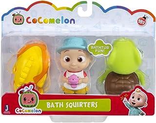 Cocomelon Bath Squirters (Shark, Turtle, JJ), WT80125