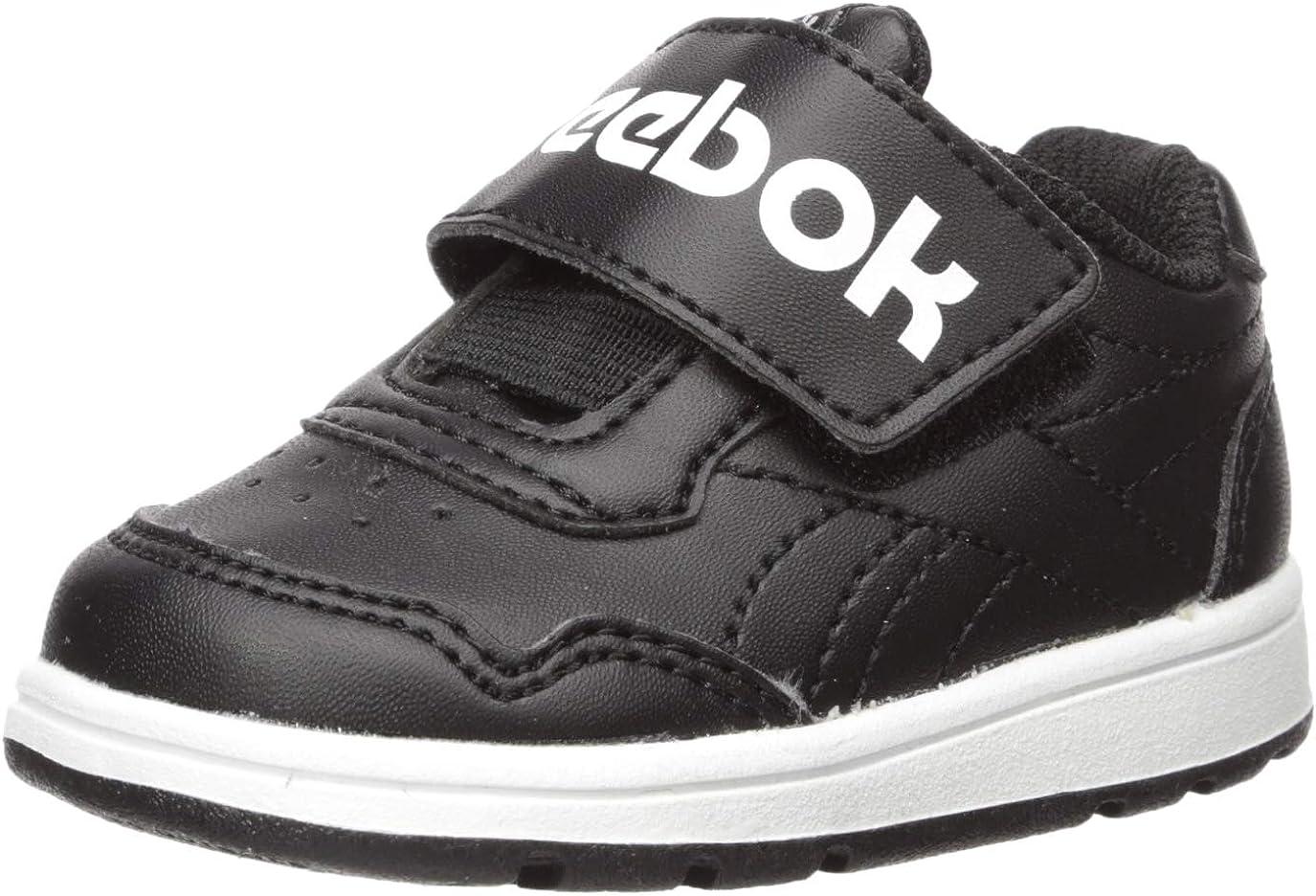 Reebok Unisex-Child Techque T Slip on Walking Shoe