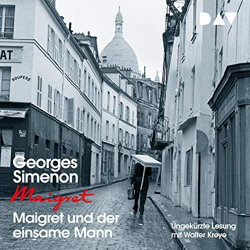 Maigret und der einsame Mann Titelbild