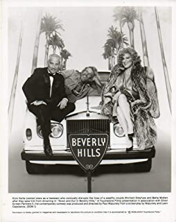 bette midler nick nolte DOWN AND OUT IN BEVERLY HILLS movie poster 24X36