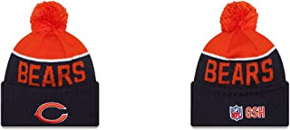 New Era Men's NFL 2015 Chicago Bears Sport Knit Hat
