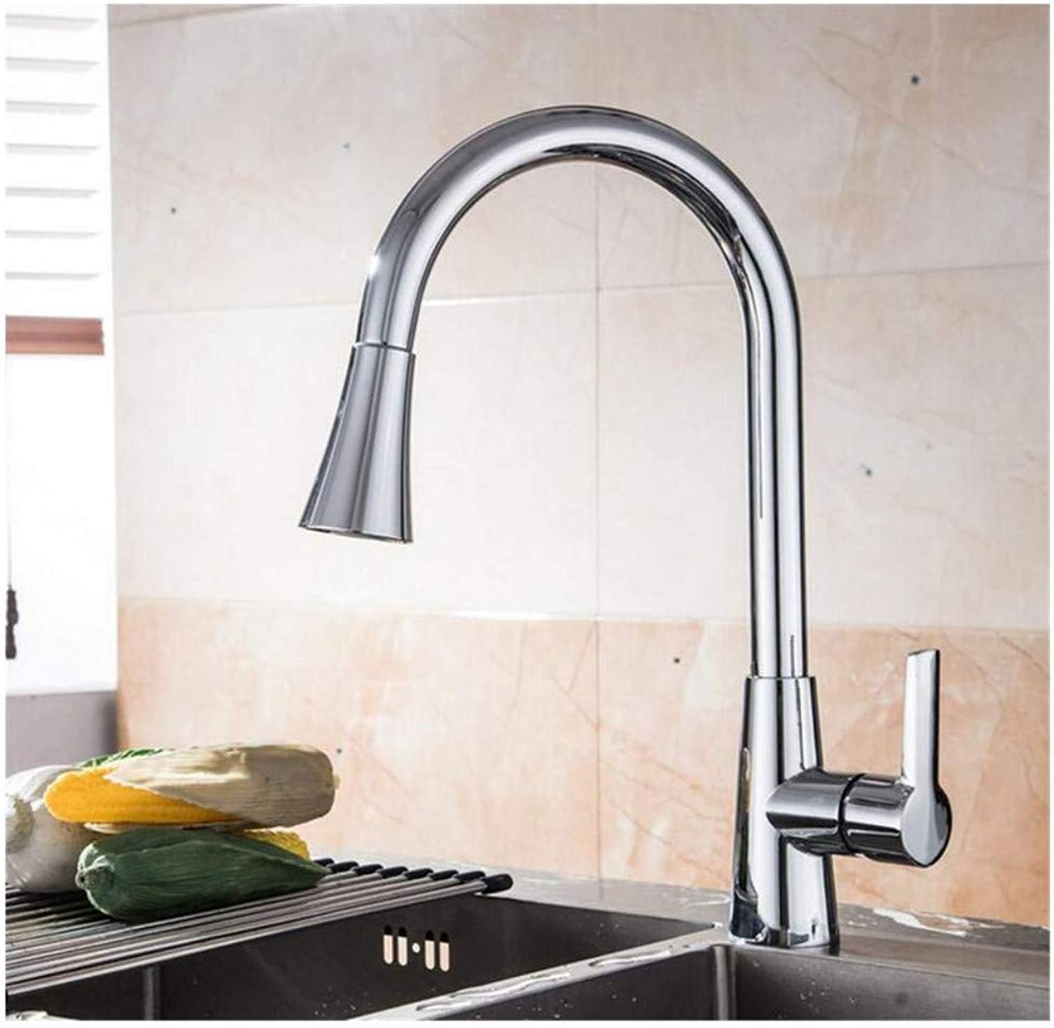 Brass Wall Faucet Chrome Brass Faucethandle Swivel 360 Degree Water Mixer Tap Mixer Tap