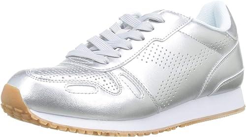 Diadora Titan WN Metallic, Chaussures de Gymnastique Femme