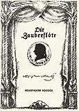 Programmheft Wolfgang Amadeus Mozart DIE ZAUBERFLÖTE Premiere 5. September 1987 Spielzeit 1987 / 88