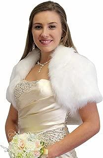 Best faux fur bolero jacket wedding Reviews