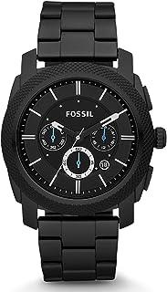 Fossil Men's Machine Stainless Steel Quartz Chronograph Watch