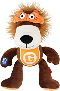 Gigwi Agent Dog Chew Toy with TPR Belly & Squeaker