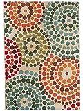 Benuta Artis 4053894756825 - Alfombra para Exteriores (Fibra sintética, 80 x 165 x 2 cm), Color Beige