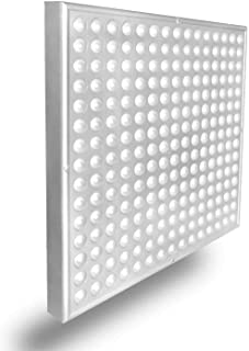 LED 45w Hanging Square Grow Light SYC Tech for Indoor Herb Veg Planting, Red Blue Spectrum Growing Lamp Panel for Greenhouse Horticulture and Hydroponics Gardening, Potted Planting
