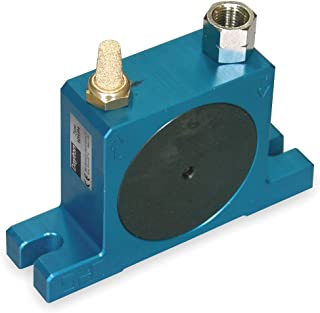 Dayton 1DYP1 Pneumatic Ball Vibrator, Force 378 Lb