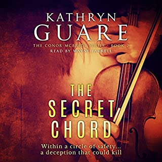 The Secret Chord (The Conor McBride Series - Mystery Suspense Thriller Book 2)                   By:                                                                                                                                 Kathryn Guare                               Narrated by:                                                                                                                                 Wayne Farrell                      Length: 10 hrs and 26 mins     27 ratings     Overall 4.7