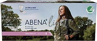 Abena Light Premium Incontinence Pad, Ultra Mini 0, 240 Count