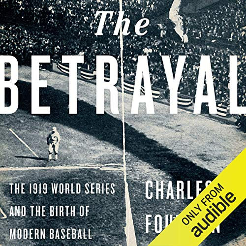 The Betrayal  audiobook cover art