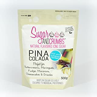 Pina Colada Natural Flavoured Icing Sugar for Cakes and Bakes - 500g