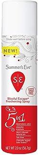 اسپری خوشبو کننده خوشبو کننده زنانه زنانه Summer Eve Eve، Blissful Escape، 2 FL OZ