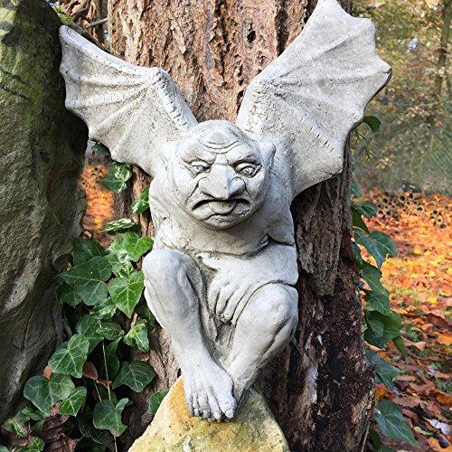 Antikas - Gargoyle Fledermaus – Monster aus Stein Kathedralen Figuren Wasserspeier Dämonen