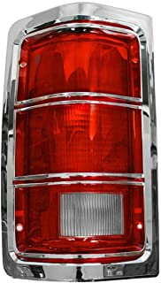 DAT AUTO PARTS Side Marker Light Assembly Set of Two Replacement for 72-93 Dodge Full Size Pickup Front Left Driver and Right Passenger Side Pair CH2550101 CH2550101