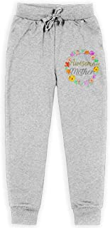 Dxqfb Awesome Mother Boys Sweatpants,Sweatpants For Boys