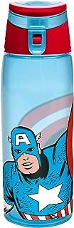 Zak Designs Captain America Tritan Water Bottle 25oz