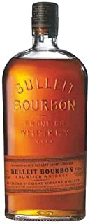 Bulleit Frontier Whiskey 70cl Pack 70cl