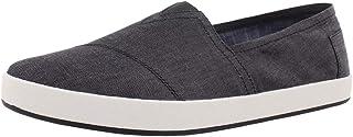 TOMS Canvas Men's Shoes CHAMBRAY 10007924 DK Grey