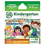 LeapFrog Learning Game: Get Ready for Kindergarten (for LeapPad Ultra, LeapPad1, LeapPad2, Leapster...