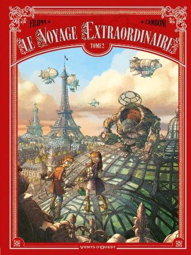 Le Voyage extraordinaire - Tome 02 : Cycle 1 - Le Trophée Jules Verne 2/3