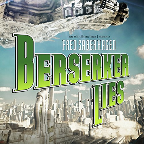 Berserker Lies audiobook cover art