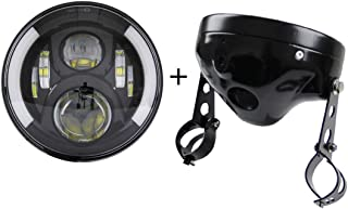 Best led headlight assembly for motorcycle Reviews