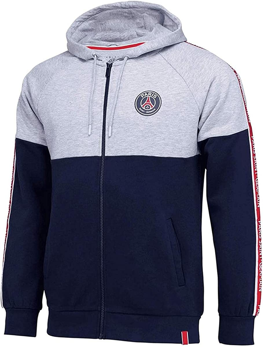 PSG - Official Paris Saint-Germain Gre Spasm Excellent price Kids Hoodie Zipper with