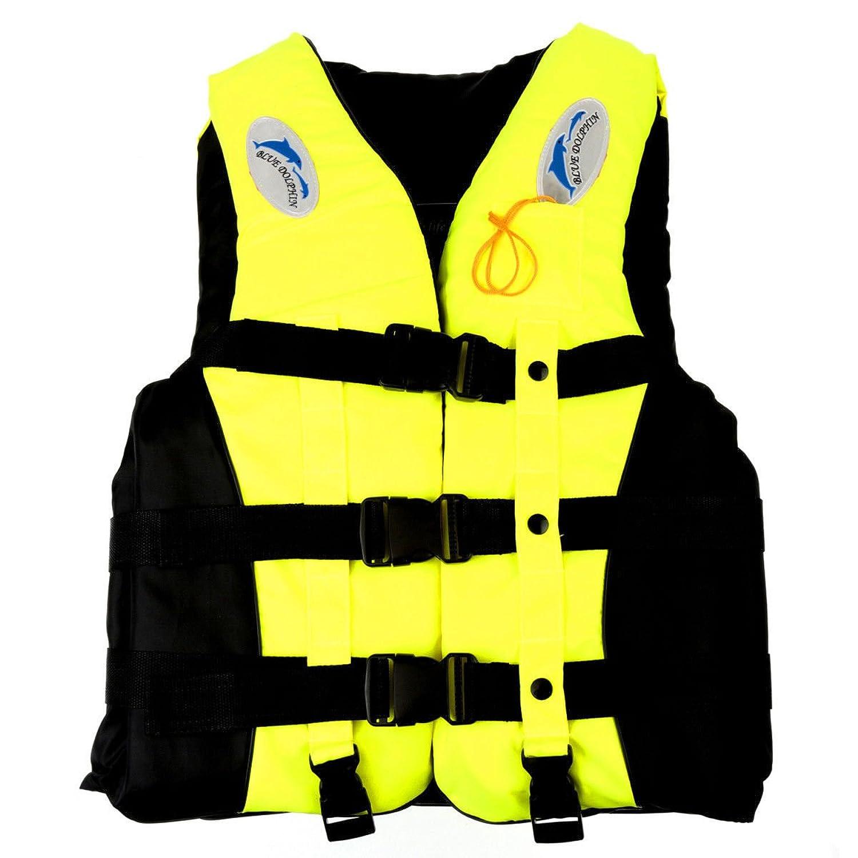 Zhaozhe救命胴衣 釣り ライフジャケット フローティングベスト 5サイズに選択可能 子供用 大人用