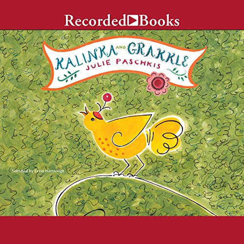 Kalinka and Grakkle audiobook cover art