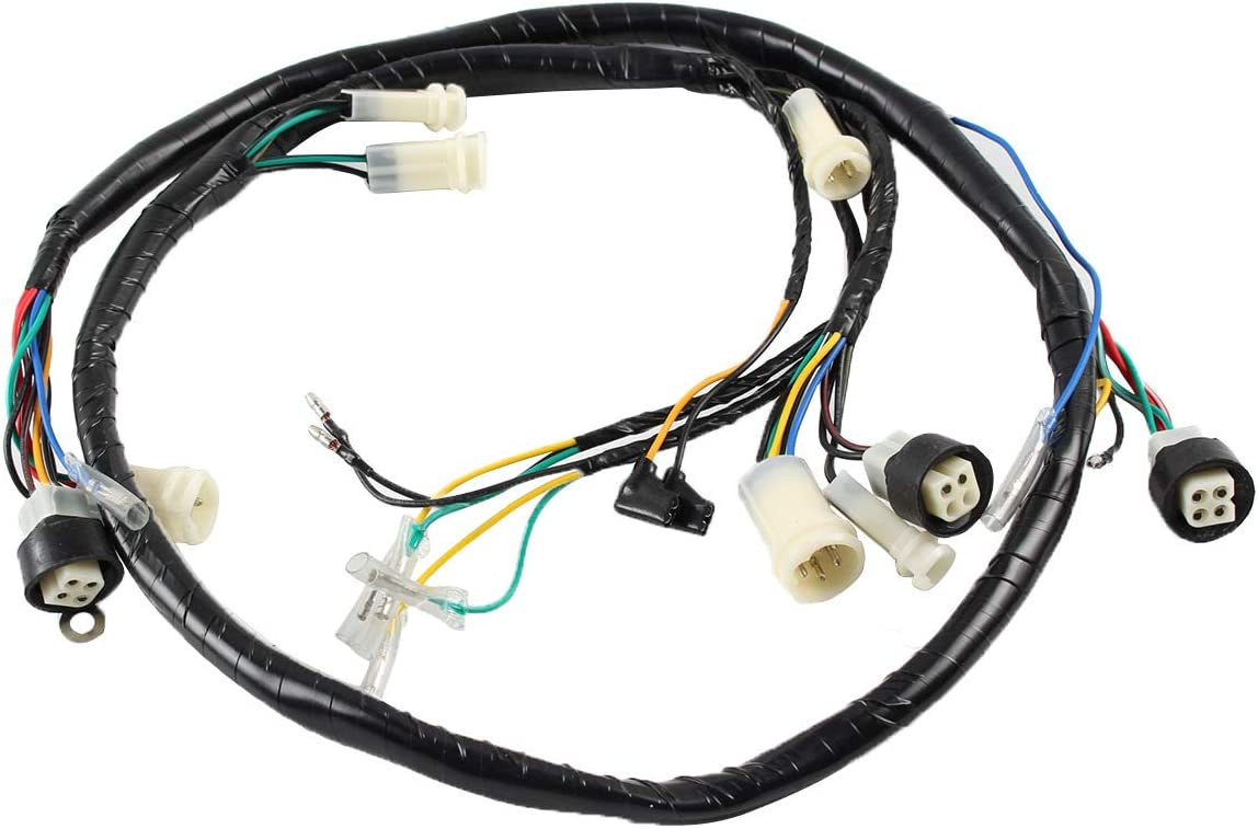 AUTOKAY Wire Harness Complete Wiring Yamaha for Y System Banshee Kansas City Mall At the price