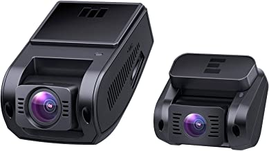 AUKEY Dual Dash Cam HD 1080P Front and Rear Camera Car...