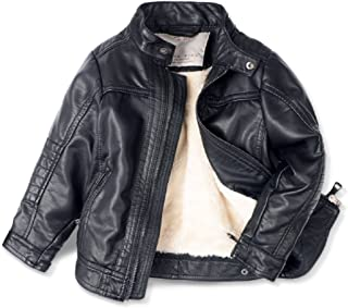 leather jacket for 8 year old