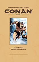 The Barry Windsor-Smith Conan Archives Volume 1