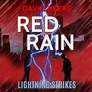 Red Rain: Lightning Strikes audiobook cover art