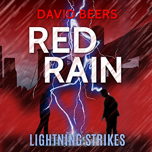 Red Rain: Lightning Strikes audiobook cover art