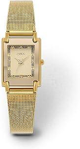 زايروس ساعة رسمية للنساء - معدن، ZY421L010133