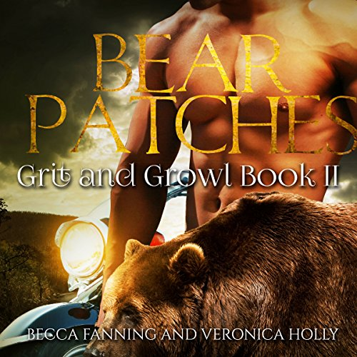 Bear Patches audiobook cover art