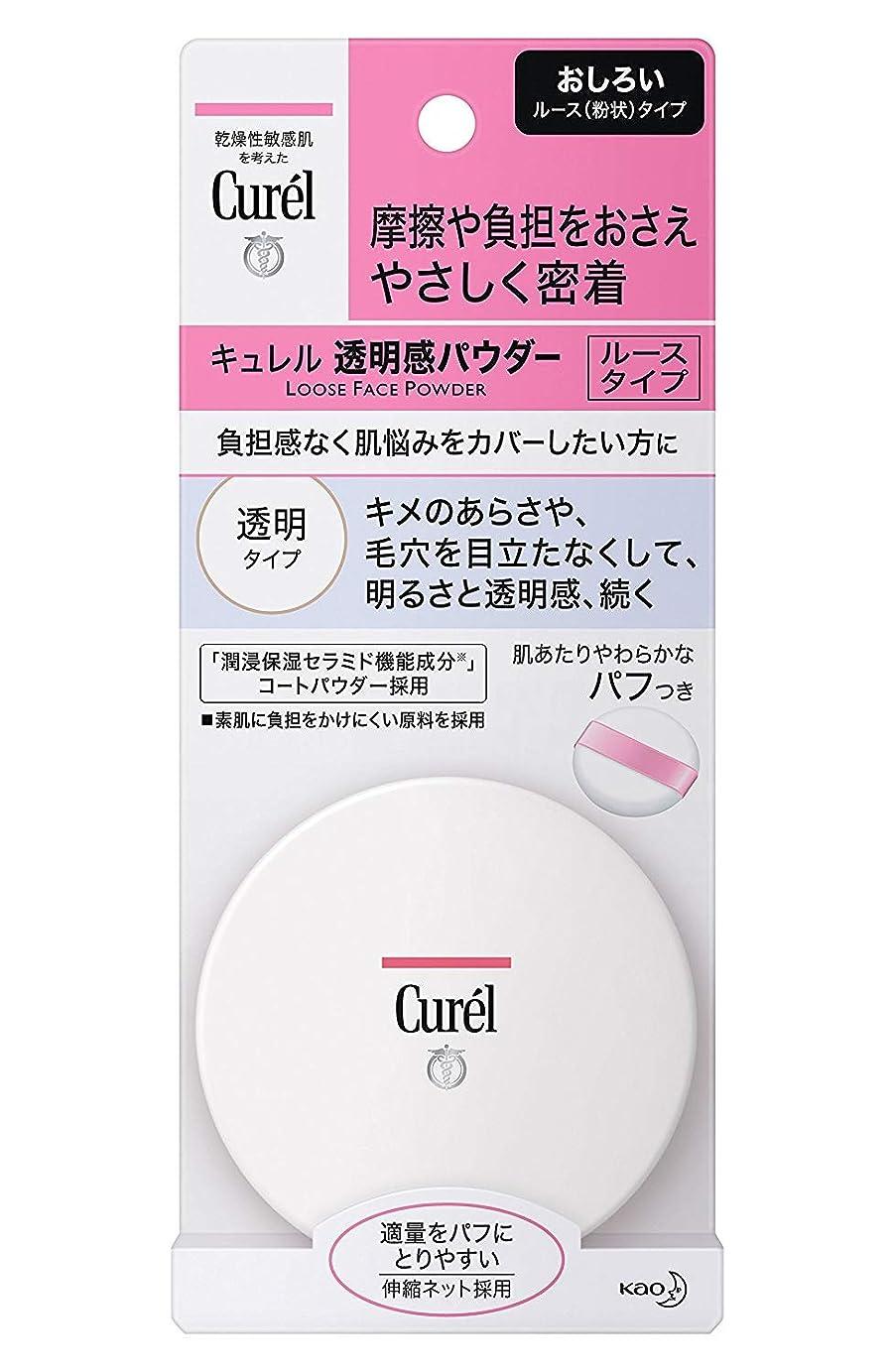 作りコメント分離【花王】キュレル 透明感パウダー(おしろい) 4g ×5個セット
